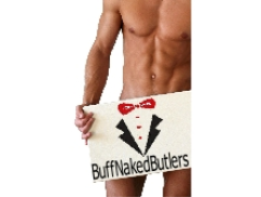 Buff Naked Butlers Logo