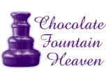 Chocolate Fountain Heaven Logo