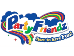 Party Friendz Logo
