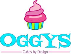Oggys Cakes Logo