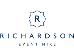 Richardson Event Hire Logo