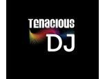 Tenacious DJ Logo