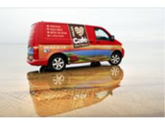 Volkscafe Mobile Espresso Coffee Van Logo