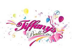 Tiffany's Balloons Logo