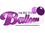 More Than Balloons Logo