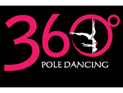 360 Pole Dancing Logo