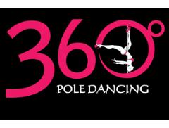 360 Pole Dancing Logo