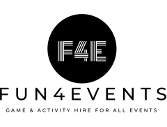 Fun 4 Events Logo
