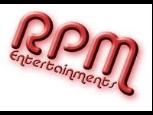 RPM Entertainments Logo
