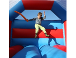 Corsham Bouncy Castles Logo