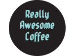 Richard Baker T/A Really Awesome Coffee Logo