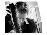 Chris Knowles - Celtic Harpist Logo