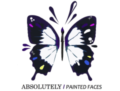 Absolutely Painted Faces Logo