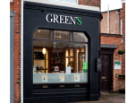 Green's Sandwich Shop and Outside Caterers Logo