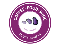 Flying Aubergine Logo