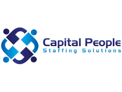 Capital People Staffing Logo