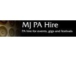 MJ PA Hire Logo