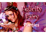 Felicity Fairy and Friends Logo