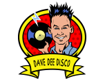 Dave Dee the Complete Disco Service LTD Logo
