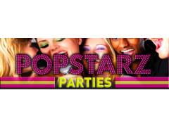Popstarz Parties Logo