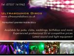 Ultrasounds Disco Logo