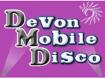 Devon Mobile Disco Logo