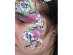 Debz Designs Face Painting Logo