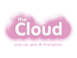 The Cloud (Pop-Up Spas & Therapists) Logo