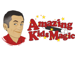Amazing Kids Magic Logo