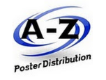 A-Z Poster Distribution Logo