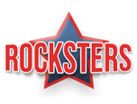 Rocksters Party Wedding Band Logo