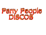 Party People Discos Logo