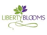 Liberty Blooms Logo