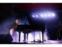 Elton John Tribute - Joel Coombes Logo