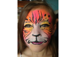 Face Painting by Claire Logo