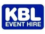 KBL Event Hire Logo