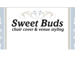 Sweet Buds Chair Cover Hire & Venue Dressing Logo