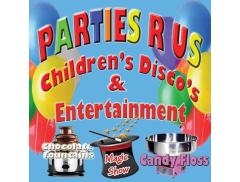Parties R Us Logo