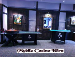 Casino Hire Yorkshire Logo