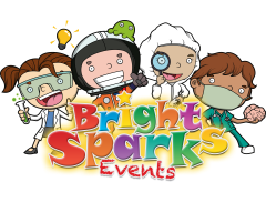 Bright Sparks Events Logo
