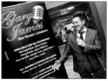 Gary James Wedding & Events Singer Logo