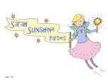 Sarah Sunshine Parties Logo