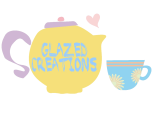Glazed Creations Pottery Painting Logo