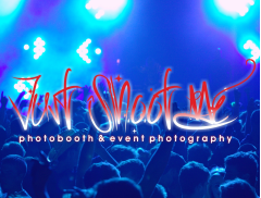 Just Shoot Me PhotoBooth & Event Photography Logo