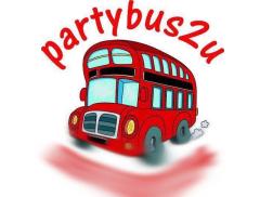 Party Bus 2U Logo