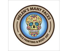 Helen's Many Faces Logo