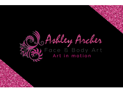 Ashley Archer Face and Body Art Logo