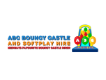 ABC Bouncy Castle & Soft Play Hire Logo