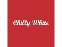 Chilly White Logo
