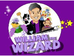 William the Wizard - Children's Entertainer and Kids Magician Logo